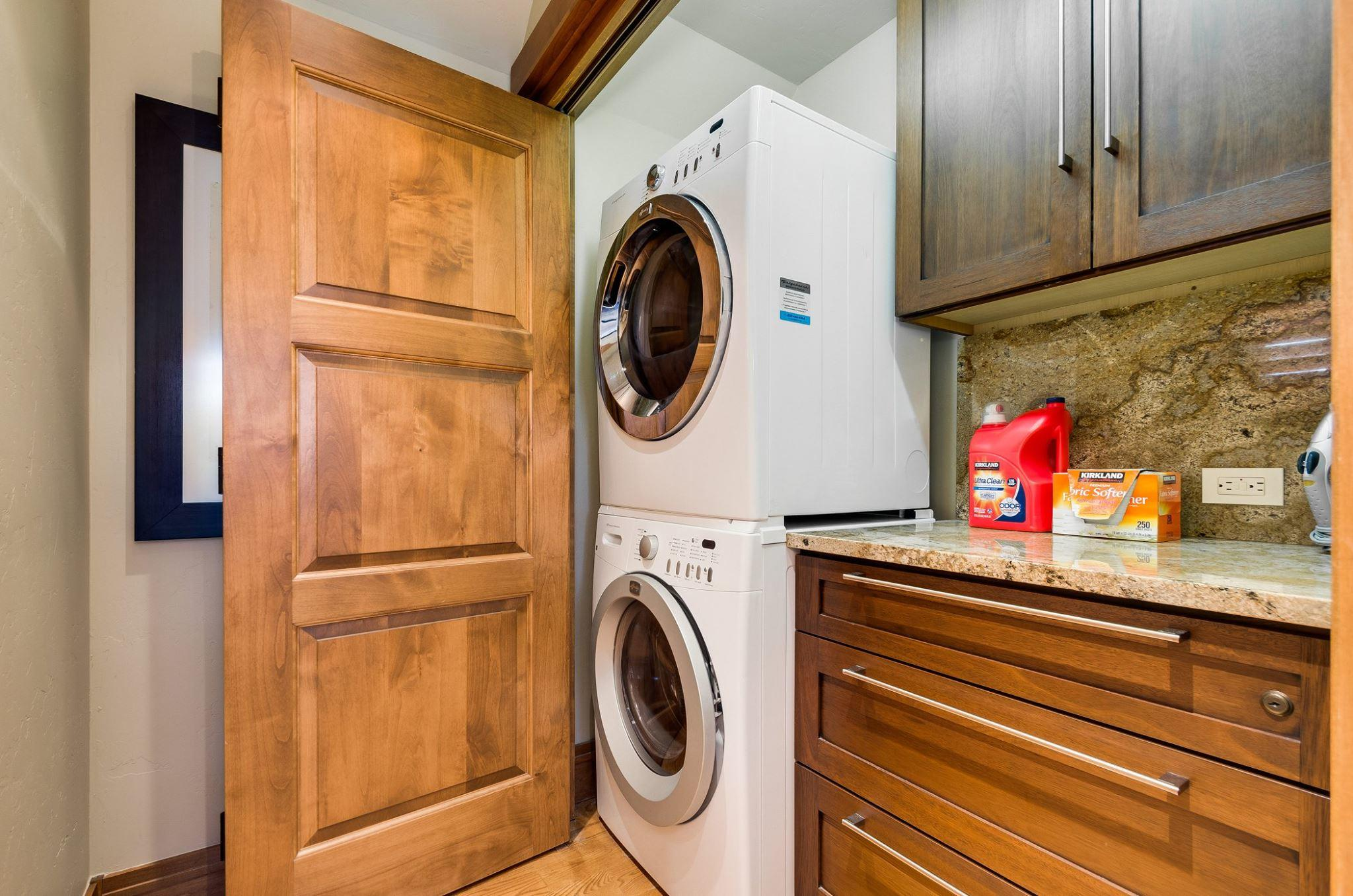 Cottage: Laundry Room